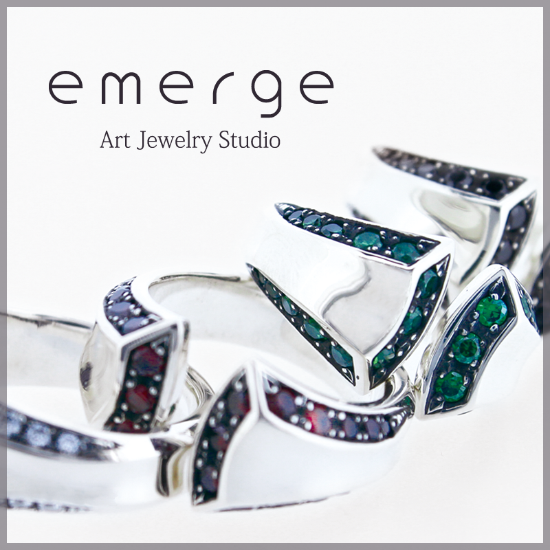 emerge Art Jewelry Studio SELECT